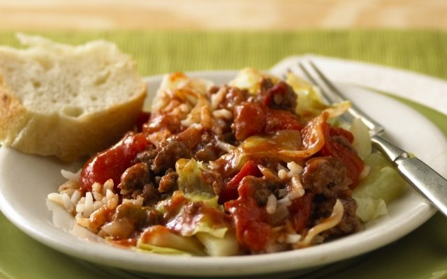 Unstuffed Cabbage Recipe And the Benefits of the Cruciferous
