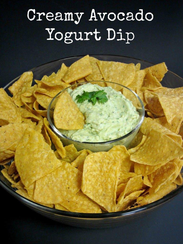 10 Best Easy St. Patrick's Day Desserts And Treats Recipes,creamy avocado yogurt dip