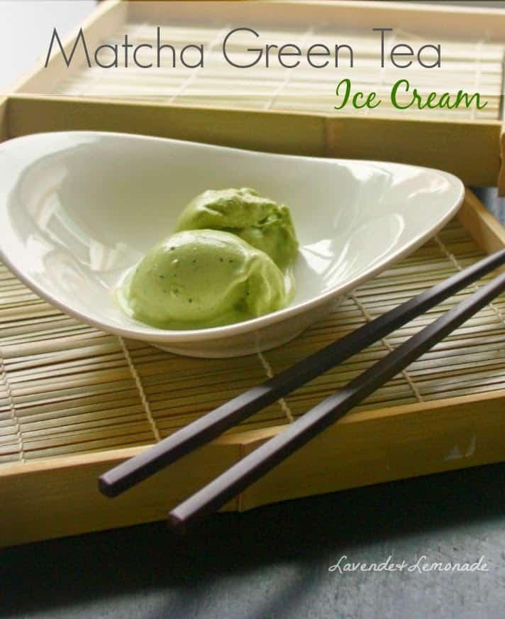 10 Best Easy St. Patrick's Day Desserts And Treats Recipes, matcha green tea ice cream