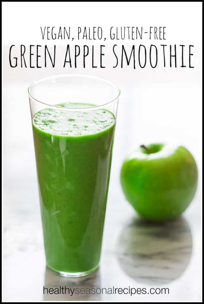 10 Best Easy St. Patrick's Day Desserts And Treats Recipes, green apple smoothie