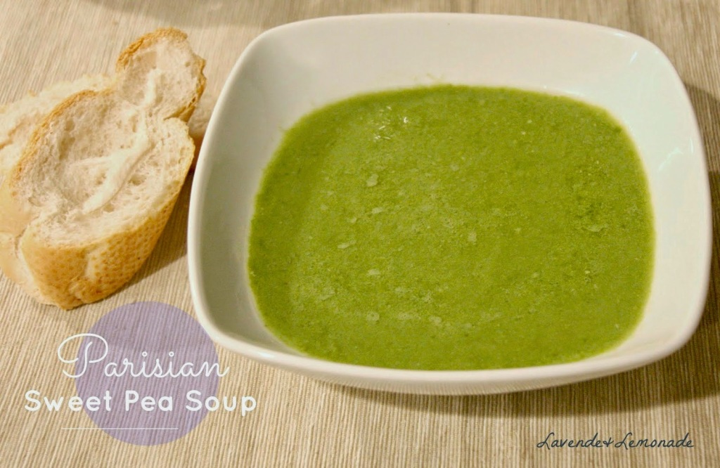 10 Best Easy St. Patrick's Day Desserts And Treats Recipes, Parisian sweet pea soup