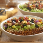 bean burrito bowl recipe