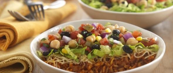 bean burrito bowl recipe