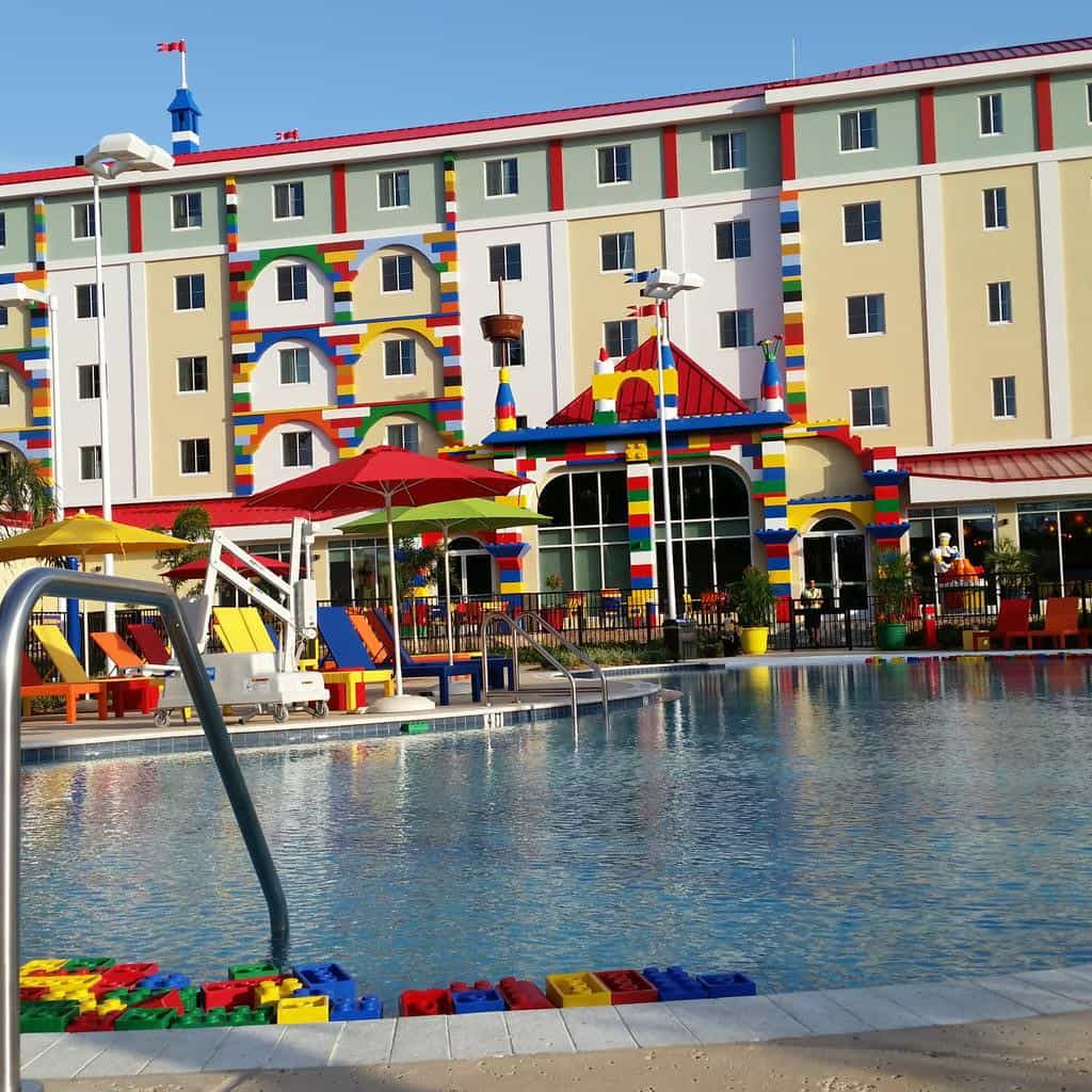 Legoland Hotel Be First To Get The Preview Legolandhotel Floridatravel