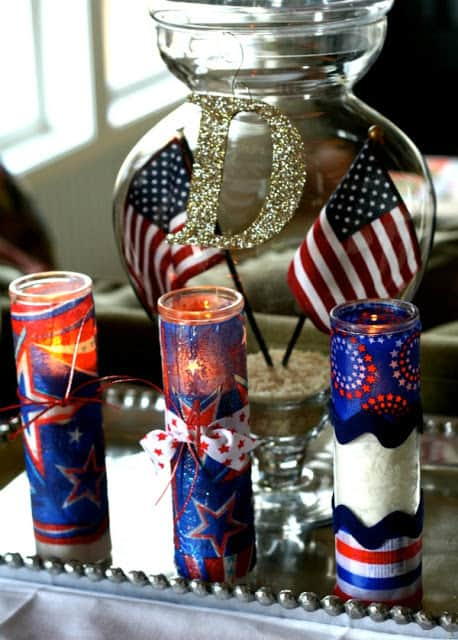firecracker candles