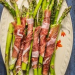 Sides to Grill Up with Your Burgers – #Asparagus With Bacon #Recipes #Tips