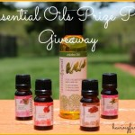 Essential Oils Prize Pack