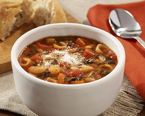 White Bean and Kale Minestrone Soup Recipe