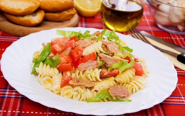 BLT Pasta Salad #RecipeIdeas for Everyday of Vibrant Living