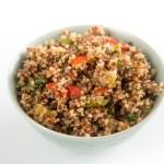Mediterranean Quinoa Salad #Recipe