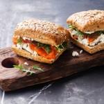 Sandwiches Save the Day! #RecipeIdeas #FoodIsMemories