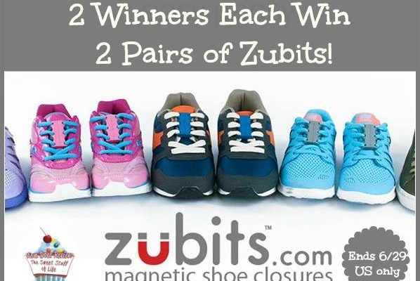 Keep Your Shoes Tied With Zubits Magnetic Shoe Closures