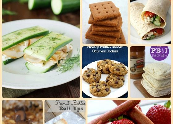 8 After School Snacks Recipes Your Kids Will Love