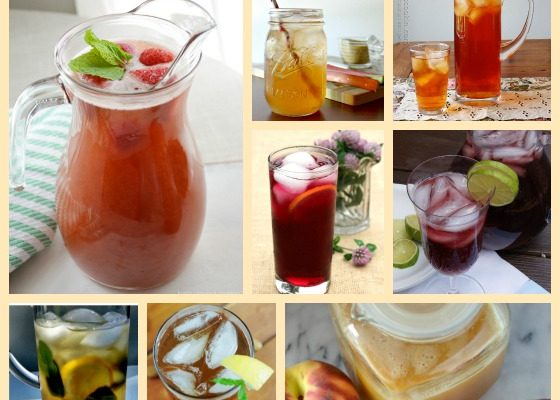 10 Recipes To Spice Up Your Iced Tea This Summer
