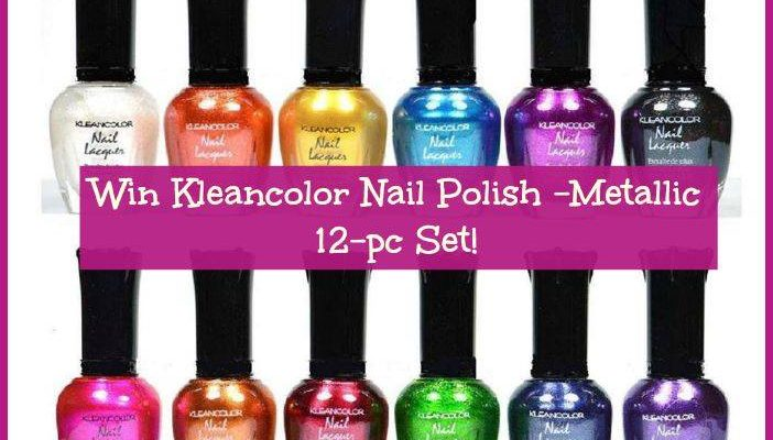 Kleancolor Nail Polish of Awesome Metallic Full Size Lacquer Lot