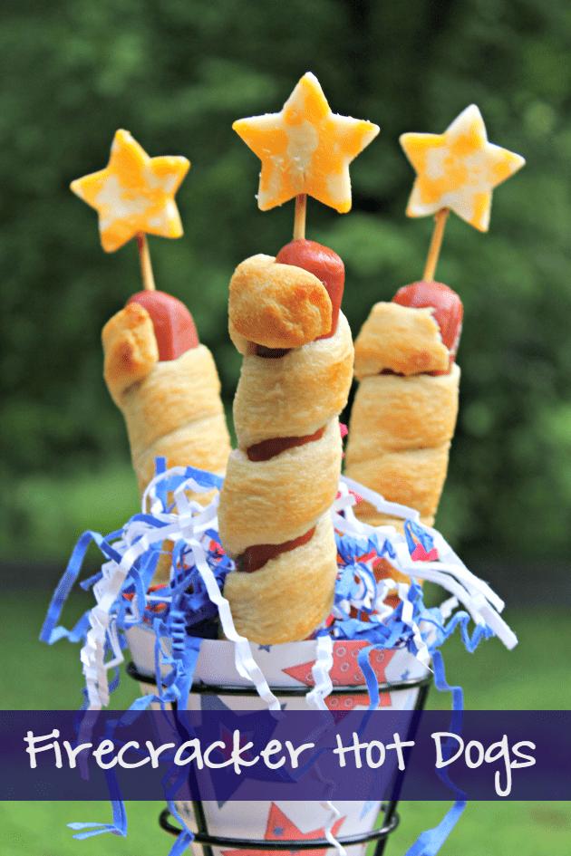firecracker hotdogs