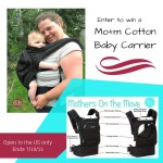 Mothers on the Move Baby Carrier