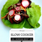 Slow Cooker Korean Beef Recipe #12DaysOf #RecipeIdeas