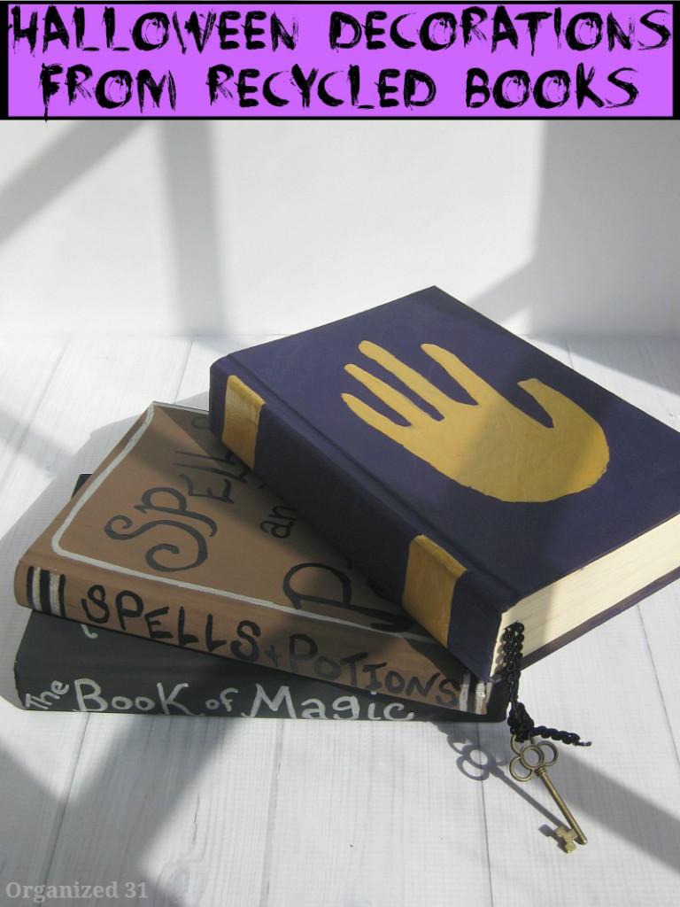 halloween spell books