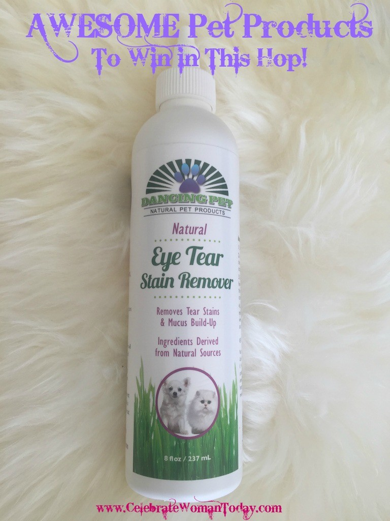Dancing-Pet-Eye-Tear-Stain-Remover