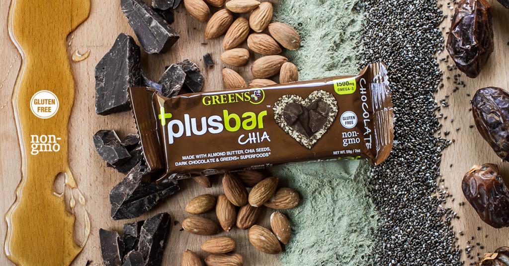 GreensPlus bars