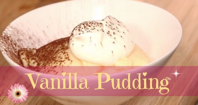 Vanilla-Pudding-recipe