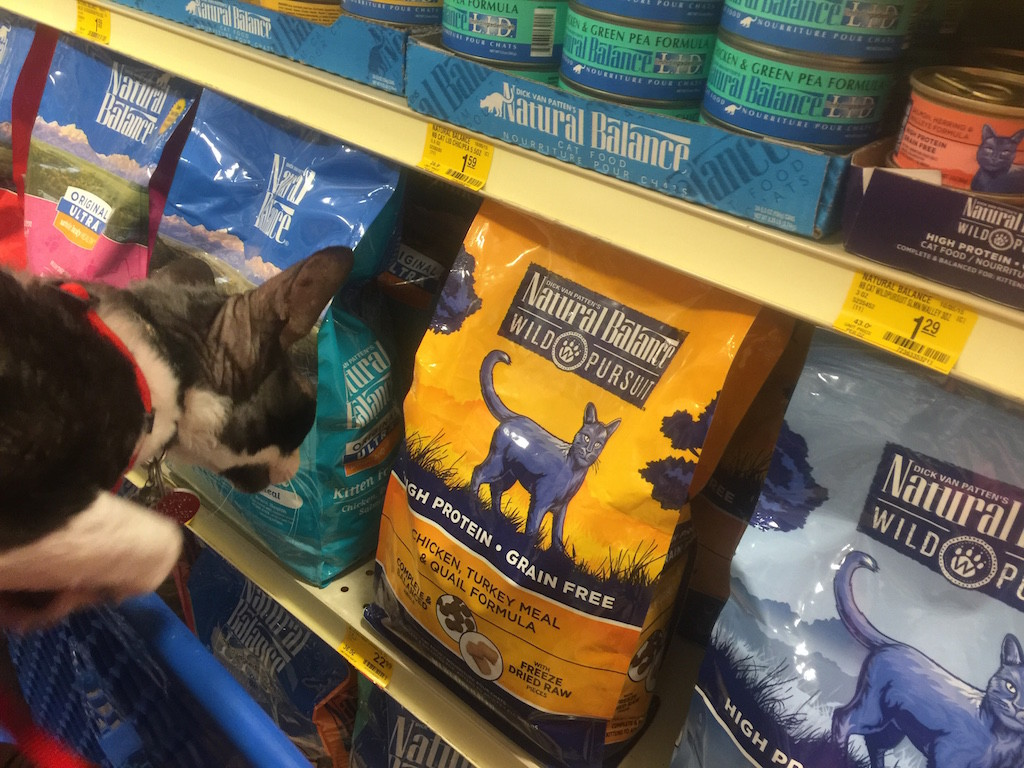Wild-Pursuit-NaturalBalance-cat-food ancestral diet