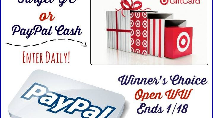 Enter to Win $50 #EliteCashFlash PayPal Or Target Gift Card Flash ...
