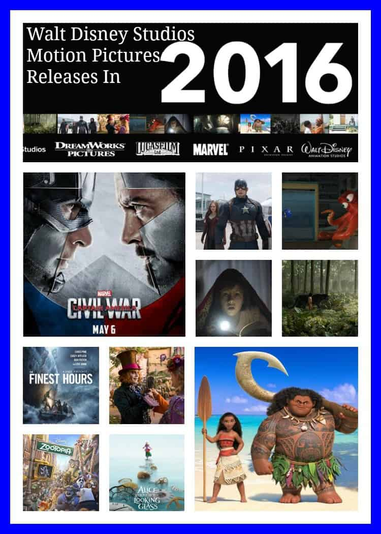 It's Going To Be A Spectacular Year in Disney Movies!