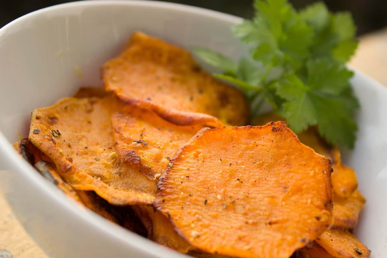sweet potato, yam
