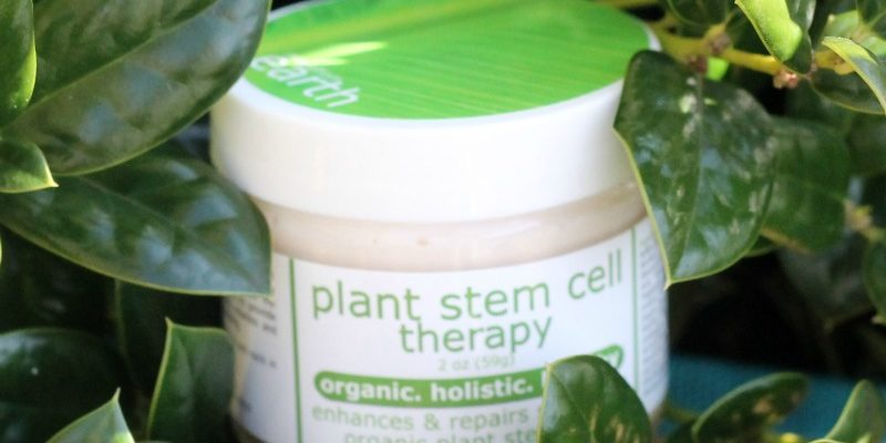 Restore Your Skin With Made From Earth Plant Stem Cell Therapy