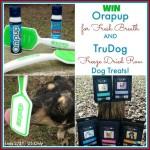TruDog Freeze Dried Dog Treats Prize Pack Giveaway