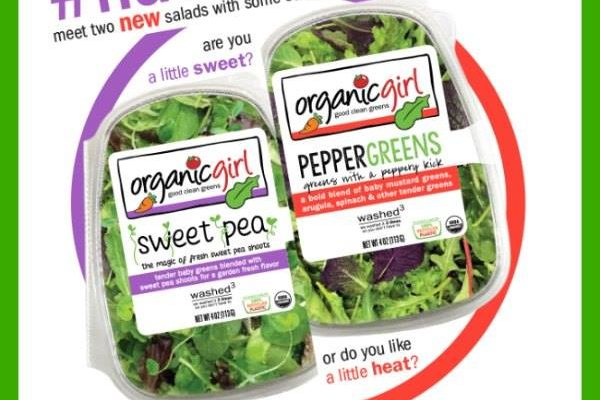 If You Love FRESH – Enter To Win OrganicGirl #FlavCraze FREE Product Coupons
