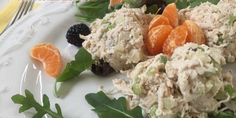 Chicken Salad with Wonderful HALOS