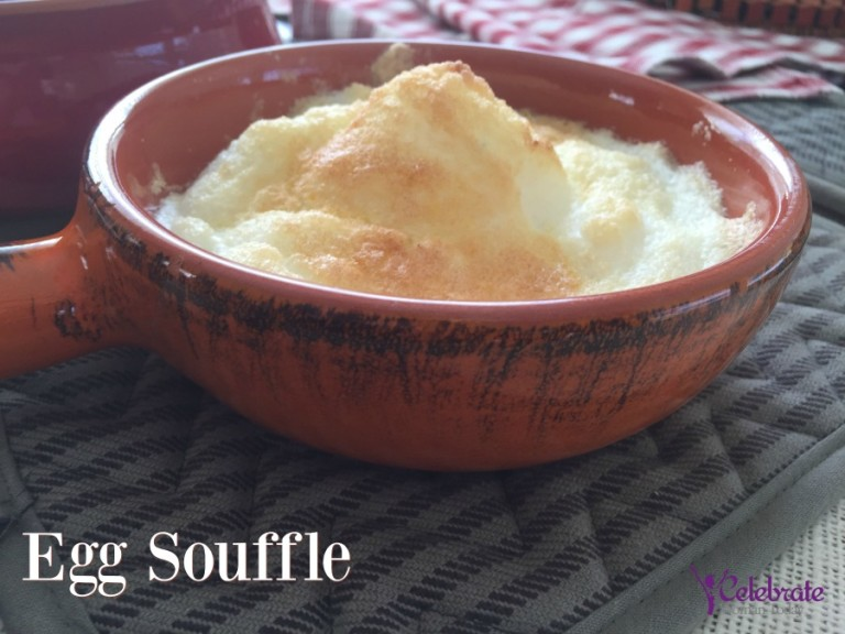 Cloud Nine Egg Souffle