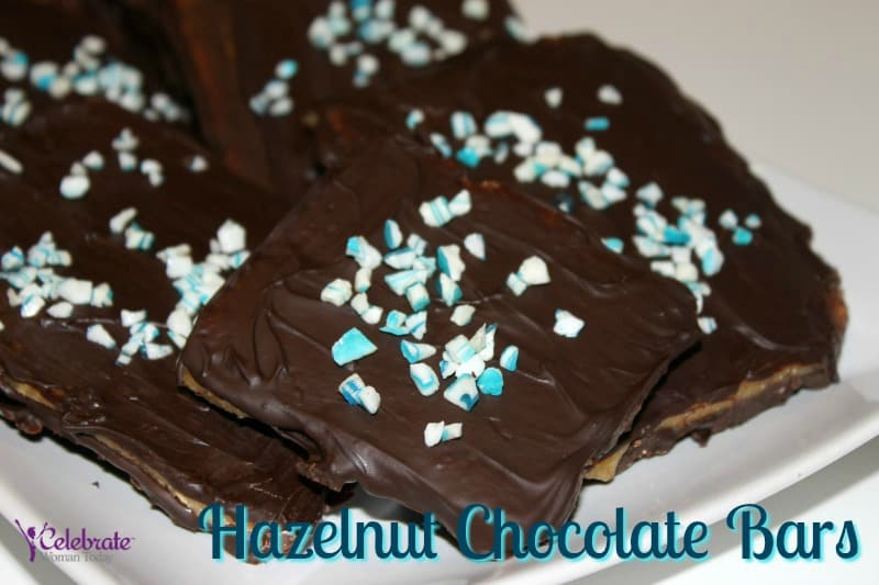 Hazelnut Chocolate Bars Recipe