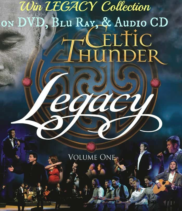 Legacy Celtic Thunder Collection 1