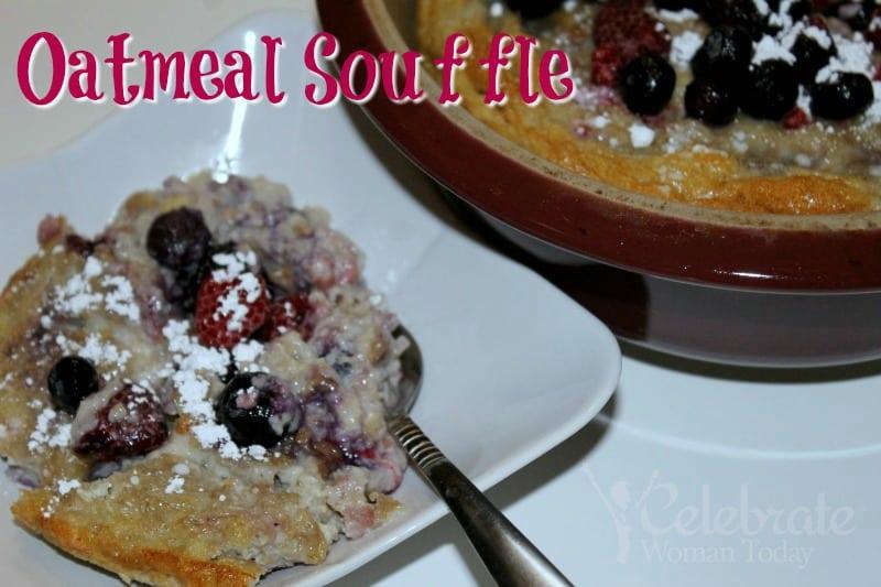 Oatmeal Souffle recipe