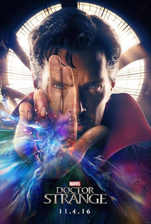 doctor strange, marvel movie, benedict cumberbatch