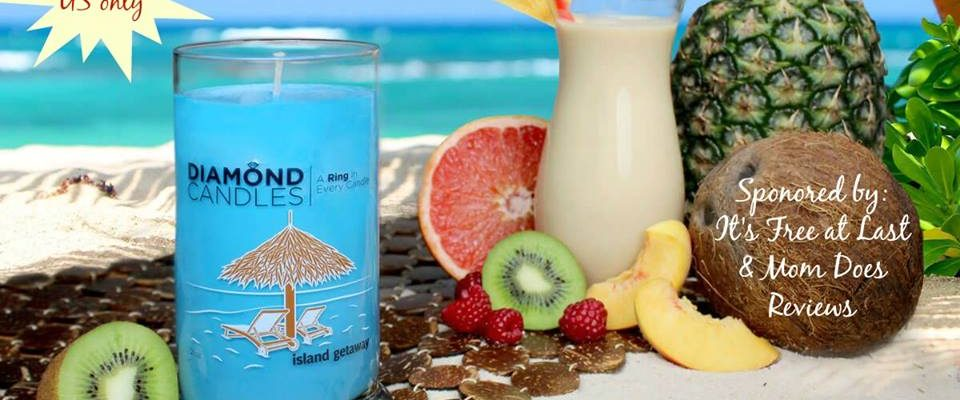 Enter To Win A Diamond Candle Of Your Choice!