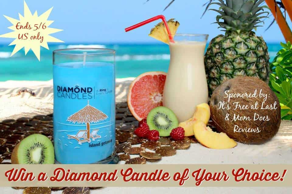 Diamond Candle of Choice