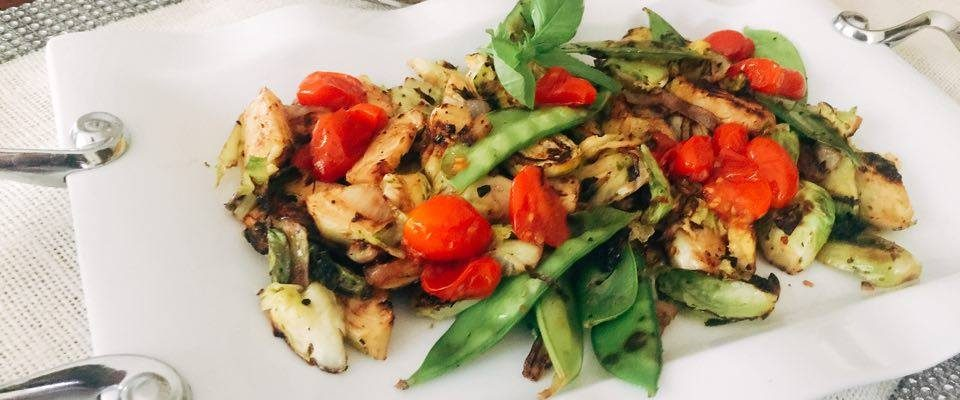 Grilled Brussels Sprouts In Minutes #RecipeIdeas