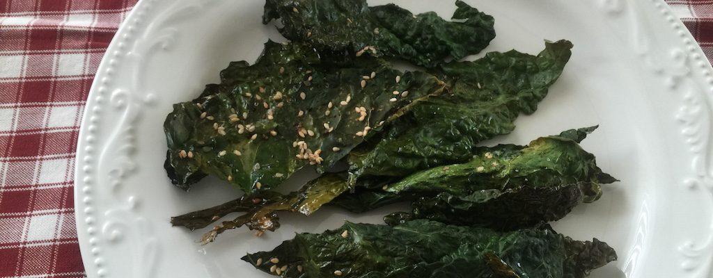 Kale Chips #HeartThis #RecipeIdeas