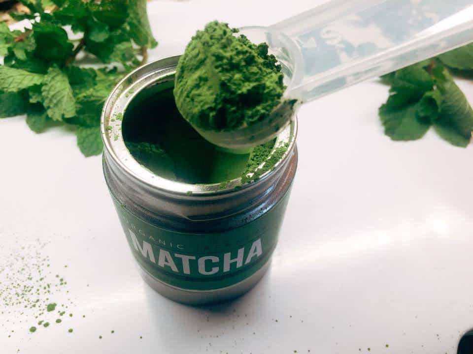 Matcha Green Tea recipes