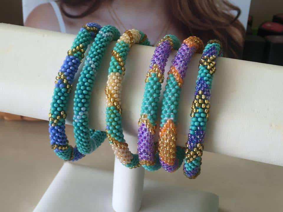 SASHKA beaded bracelets