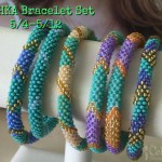 SASHKA beaded bracelets