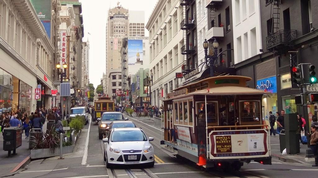San Francisco streetcar