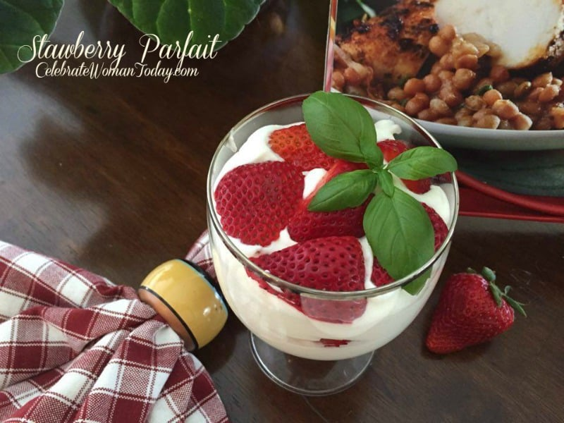 Strawberry Parfait Recipe