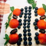 Fruit Pizza-Like Dessert with Grilled Almond & Lentil Crust – Raw Foodie Dessert