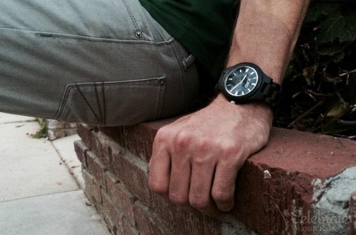 unique wood watches for men
